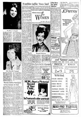 Northwest Arkansas Times from Fayetteville, Arkansas on May 12, 1974 · Page 7