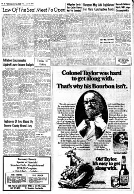 Northwest Arkansas Times from Fayetteville, Arkansas on June 18, 1974 · Page 14