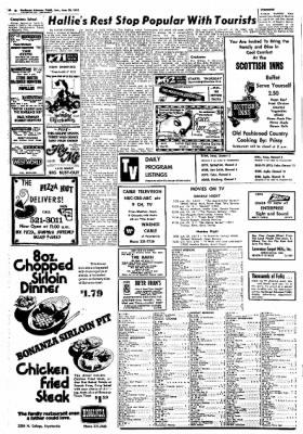 Northwest Arkansas Times from Fayetteville, Arkansas on June 23, 1974 · Page 18