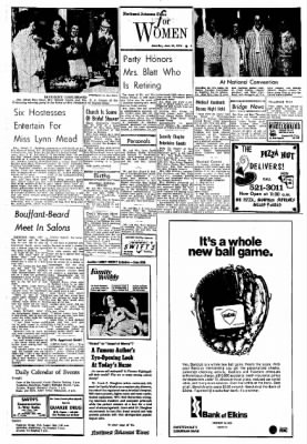 Northwest Arkansas Times from Fayetteville, Arkansas on June 29, 1974 · Page 3