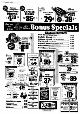 Northwest Arkansas Times from Fayetteville, Arkansas on June 30, 1974 · Page 24