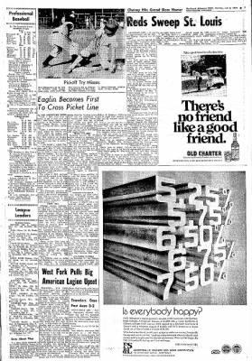 Northwest Arkansas Times from Fayetteville, Arkansas on July 8, 1974 · Page 7