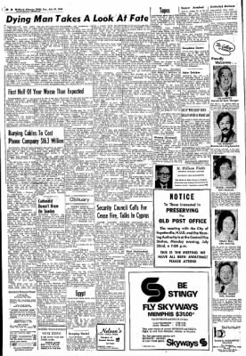 Northwest Arkansas Times from Fayetteville, Arkansas on July 21, 1974 · Page 2
