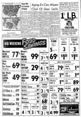 Northwest Arkansas Times from Fayetteville, Arkansas on July 31, 1974 · Page 23