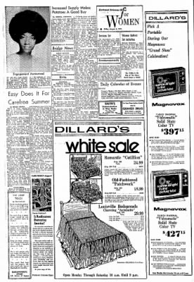 Northwest Arkansas Times from Fayetteville, Arkansas on August 2, 1974 · Page 6