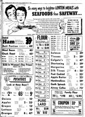 Northwest Arkansas Times from Fayetteville, Arkansas on February 28, 1952 · Page 18