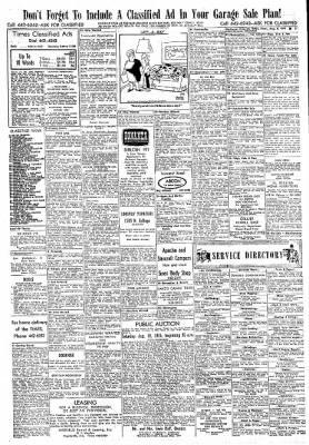 Northwest Arkansas Times from Fayetteville, Arkansas on August 8, 1974 · Page 11
