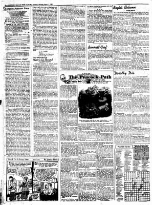 Northwest Arkansas Times from Fayetteville, Arkansas on March 1, 1952 · Page 4
