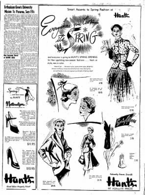 Northwest Arkansas Times from Fayetteville, Arkansas on March 5, 1952 · Page 3