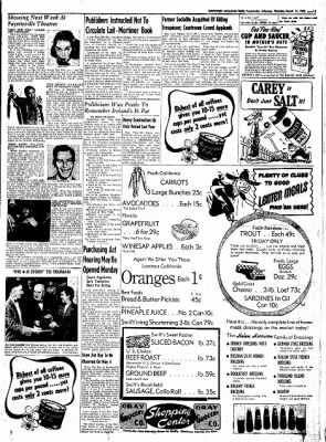 Northwest Arkansas Times from Fayetteville, Arkansas on March 13, 1952 · Page 11