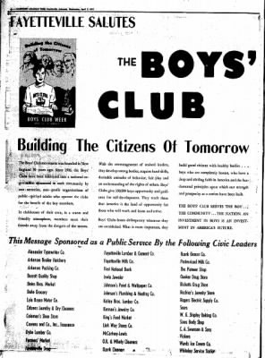 Northwest Arkansas Times from Fayetteville, Arkansas on April 2, 1952 · Page 6