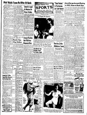 Northwest Arkansas Times from Fayetteville, Arkansas on April 5, 1952 · Page 7