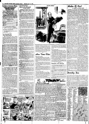 Northwest Arkansas Times from Fayetteville, Arkansas on April 16, 1952 · Page 4