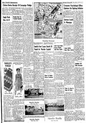 Northwest Arkansas Times from Fayetteville, Arkansas on September 3, 1974 · Page 11