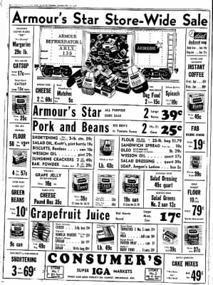 Northwest Arkansas Times from Fayetteville, Arkansas on May 15, 1952 · Page 6