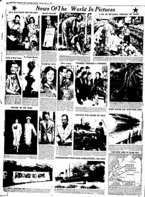 Northwest Arkansas Times from Fayetteville, Arkansas on May 31, 1952 · Page 6