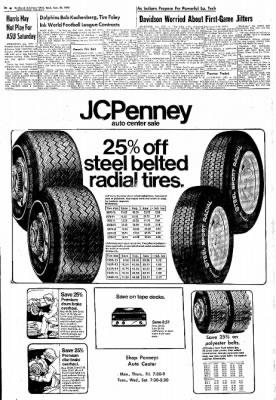 Northwest Arkansas Times from Fayetteville, Arkansas on September 25, 1974 · Page 20