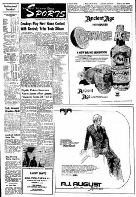 Northwest Arkansas Times from Fayetteville, Arkansas on September 26, 1974 · Page 11