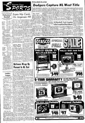 Northwest Arkansas Times from Fayetteville, Arkansas on October 2, 1974 · Page 12