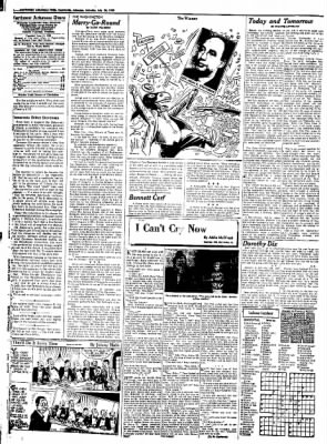 Northwest Arkansas Times from Fayetteville, Arkansas on July 26, 1952 · Page 4