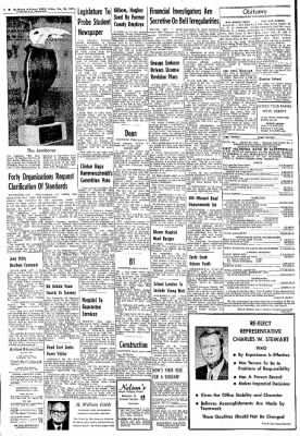 Northwest Arkansas Times from Fayetteville, Arkansas on October 25, 1974 · Page 2