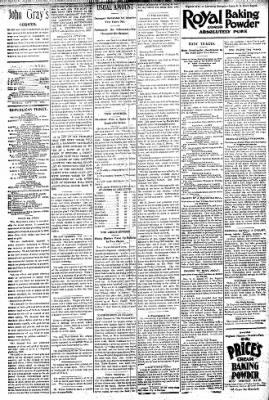 Logansport Pharos-Tribune from Logansport, Indiana on September 27, 1896 · Page 4