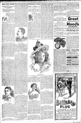 Logansport Pharos-Tribune from Logansport, Indiana on September 27, 1896 · Page 14