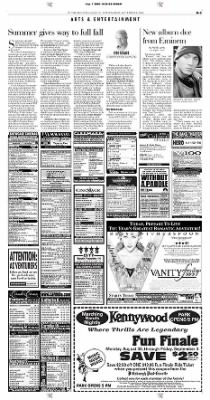 Pittsburgh Post-Gazette from Pittsburgh, Pennsylvania on September 1, 2004 · Page 47