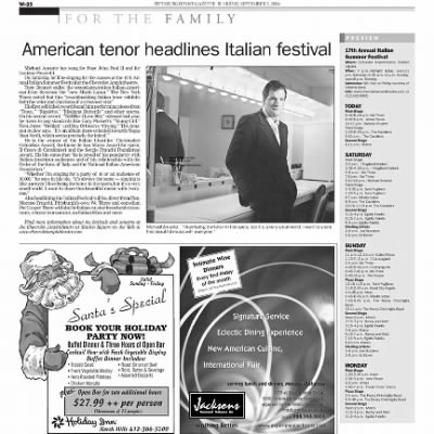 Pittsburgh Post-Gazette from Pittsburgh, Pennsylvania on September 3, 2004 · Page 104