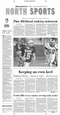 Pittsburgh Post-Gazette from Pittsburgh, Pennsylvania on September 15, 2004 · Page 102