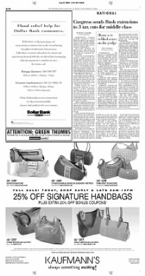 Pittsburgh Post-Gazette from Pittsburgh, Pennsylvania on September 24, 2004 · Page 10
