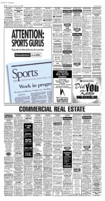 Pittsburgh Post-Gazette from Pittsburgh, Pennsylvania on October 10, 2004 · Page 79