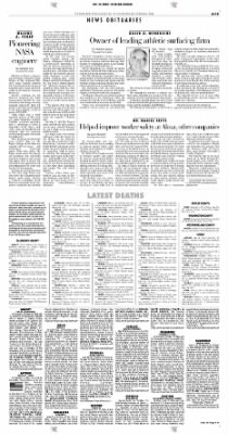 Pittsburgh Post-Gazette from Pittsburgh, Pennsylvania on October 14, 2004 · Page 15