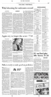 Pittsburgh Post-Gazette from Pittsburgh, Pennsylvania on November 6, 2004 · Page 39