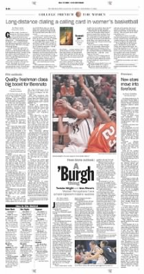 Pittsburgh Post-Gazette from Pittsburgh, Pennsylvania on November 12, 2004 · Page 62