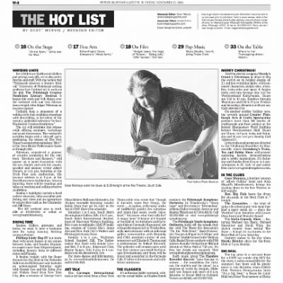 Pittsburgh Post-Gazette from Pittsburgh, Pennsylvania on November 12, 2004 · Page 72