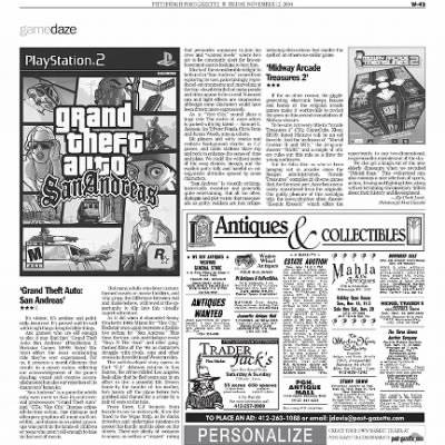 Pittsburgh Post-Gazette from Pittsburgh, Pennsylvania on November 12, 2004 · Page 112