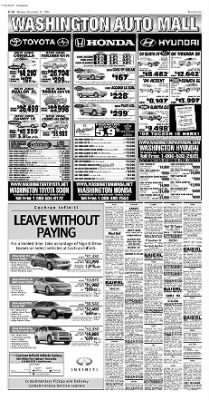 Pittsburgh Post-Gazette from Pittsburgh, Pennsylvania on November 15, 2004 · Page 46