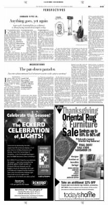 Pittsburgh Post-Gazette from Pittsburgh, Pennsylvania on November 26, 2004 · Page 25