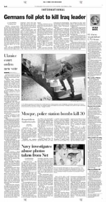 Pittsburgh Post-Gazette from Pittsburgh, Pennsylvania on December 4, 2004 · Page 4