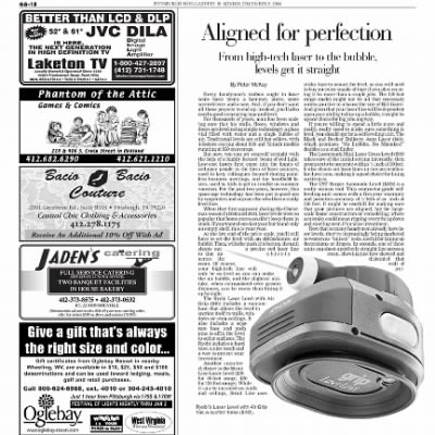 Pittsburgh Post-Gazette from Pittsburgh, Pennsylvania on December 5, 2004 · Page 101