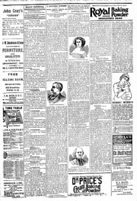Logansport Pharos-Tribune from Logansport, Indiana on March 28, 1894 · Page 4