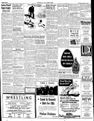 The Courier News from Blytheville, Arkansas on March 21, 1949 · Page 8